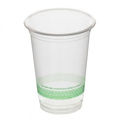 16oz Compostable Smoothie Cups (100)