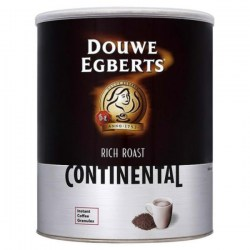 Douwe Egberts Rich Roast Continental Coffee (750g Tin)