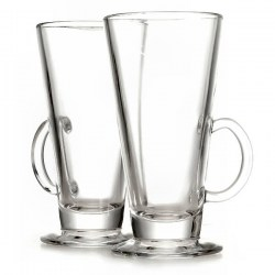 Catalina Latte Glasses (Set of 2)