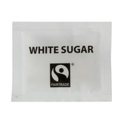 Fairtrade White Sugar Sachets (1000)