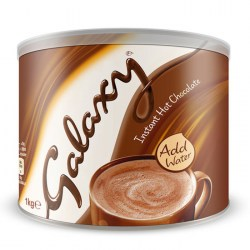 Galaxy Hot Chocolate Tin (1kg)