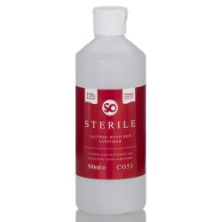 Hand Rub Sanitiser (500ml)