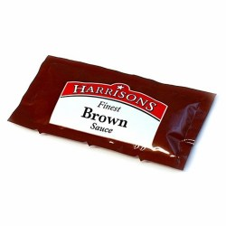 Brown Sauce Sachets (200)