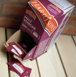 Malt Vinegar Sachets Sachets (200)