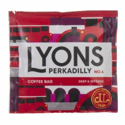 Lyons Perkadilly No4 Coffee Bags (150)