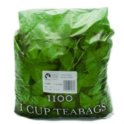 James Aimer Fairtrade Catering Teabags (1100bags)