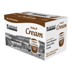 UHT Cream Portions (120 pots)