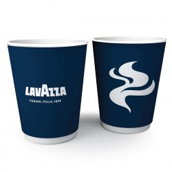 8oz Double Wall Cups - Lavazza Branded (78)