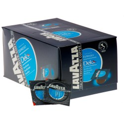 Lavazza Dek Decaffeinated Ground Coffee (80 portions)