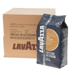 Lavazza Gold Coffee Beans (6kg)