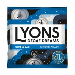 Lyons Coffee Bags - Decaffeinated (4 x 10)