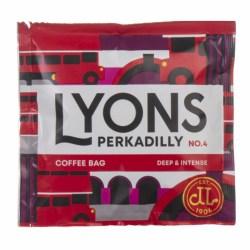 Lyons No4 Coffee Bags (4 x 18)