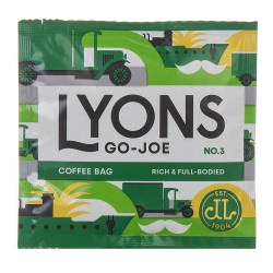 Lyons Go-Joe No3 Coffee Bags (150)