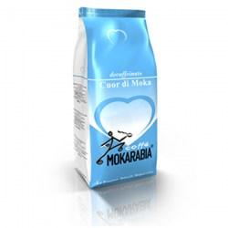 Mokarabia Cuor di Moka Decaffeinated Beans (1kg)