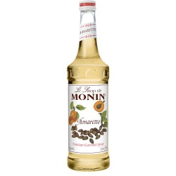 Monin Amaretto Syrup (700ml)