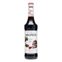 Monin Black Forest Syrup (700ml)