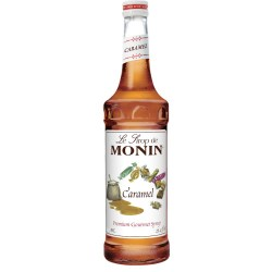 Monin Caramel Syrup (700ml)
