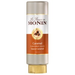 Monin Sauce - Salted Caramel (500ml)