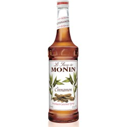 Monin Cinnamon Syrup (700ml)