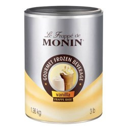 Monin Frappe Mix - Vanilla (1.36kg)