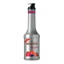 Monin Fruit Puree - Red Berry (1 Litre)