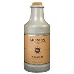 Monin Sauce - Caramel (1.89 Litre)