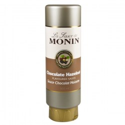 Monin Sauce - Chocolate Hazelnut (500ml)