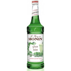 Monin Green Mint Syrup (700ml)