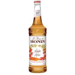 Monin Maple Spice Syrup (700ml)