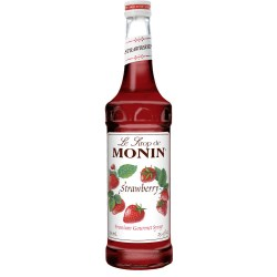 Monin Strawberry Syrup (700ml)