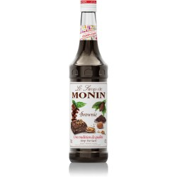 Monin Brownie Syrup (1 Litre)