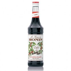 Monin Coffee Syrup (700ml)