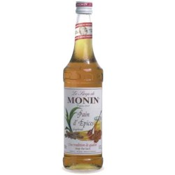 Monin Gingerbread Sugar Free Syrup (1 Litre)