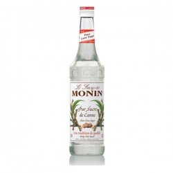 Monin Pure Cane Sugar Syrup (700ml)