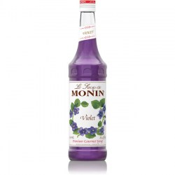 Monin Violet Syrup (700ml)