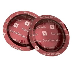 Nespresso Pro Commercial Pods - Espresso Decaffeinato (50)