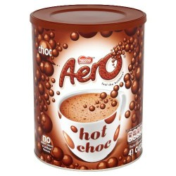 Nestle Aero Hot Chocolate (1kg)
