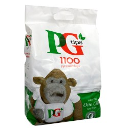 PG Tips Tea Bags (1100 bags)