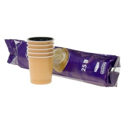 Premium Hot Chocolate 73mm Vending Incup (25)