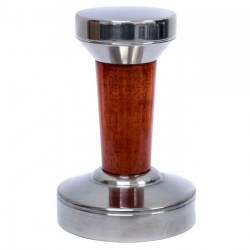 Premium Wooden Coffee Tamper (57mm)
