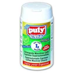Puly Caffe Cleaning Tablets - Medium (1g x 100 tablets)