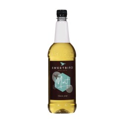 Sweetbird Mint Syrup (1 Litre)