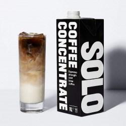 Solo Cold Brew Coffee