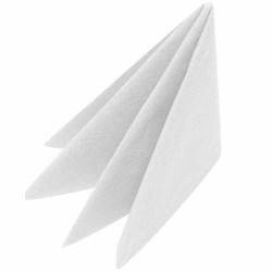 Swantex White Napkins 33cm 2ply (100)