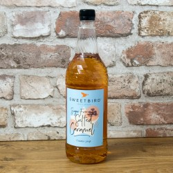 Sweetbird Salted Caramel Sugar Free Syrup (1 Litre)