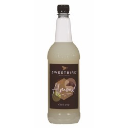 Sweetbird Almond Syrup (1 Litre)