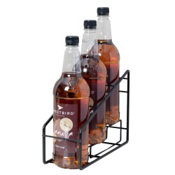 Sweetbird Bottle Display Rack Stand