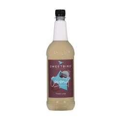 Sweetbird Coconut Syrup (1 Litre)