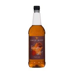 Sweetbird Pumpkin Spice Syrup (1 Litre)