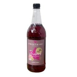 Sweetbird Rhubarb Syrup (1 Litre)